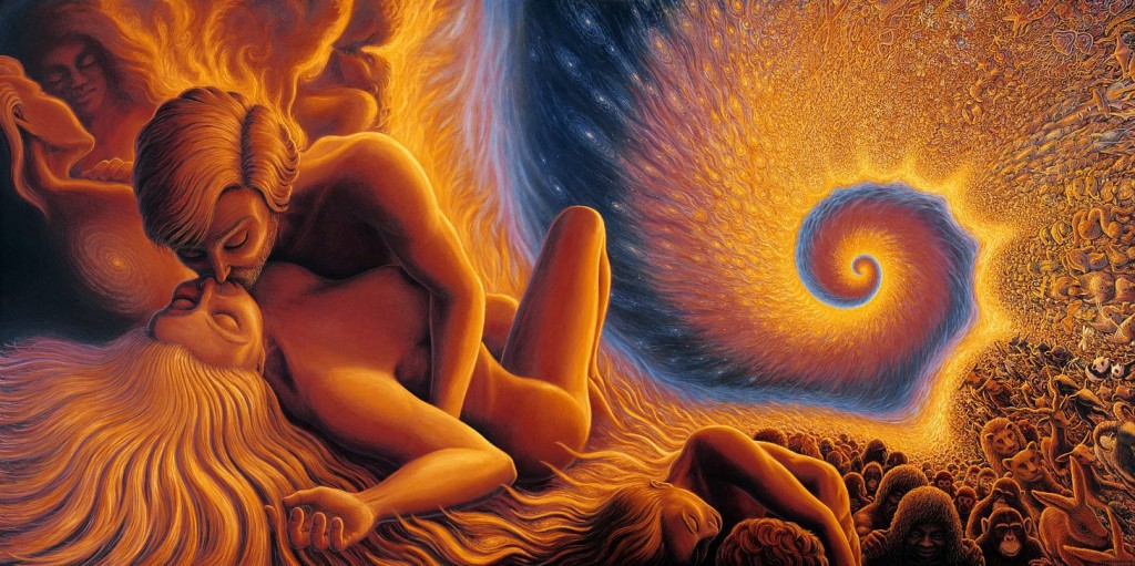 spirituality sexuality and chakra.