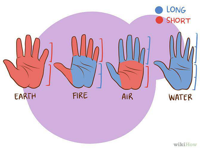 how to read your hand