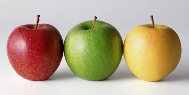 une pomme des 233 es 50 correspond 224 100 pommes d aujourd hui
