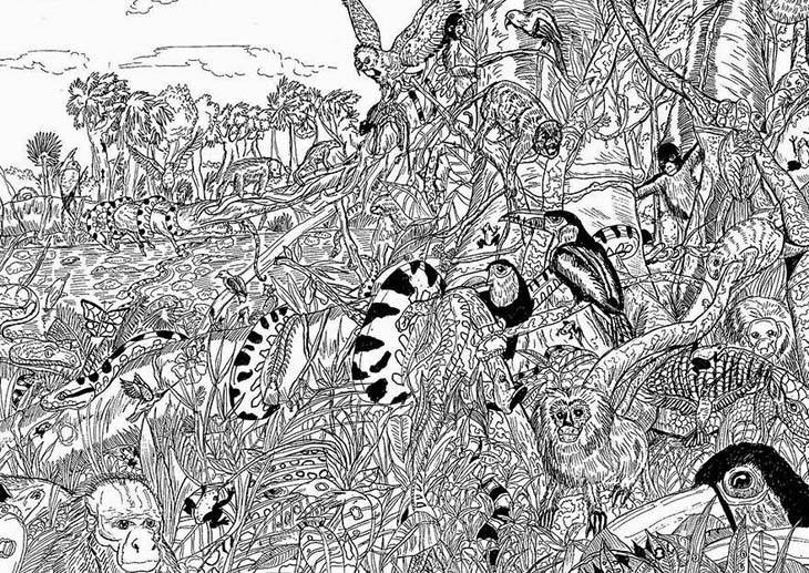 11-Year-Old-Child-Prodigy-Creates-Stunningly-Detailed-Drawings-Bursting-With-Life-11