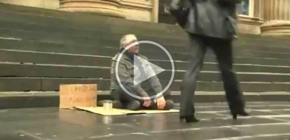 aveugle mendiant