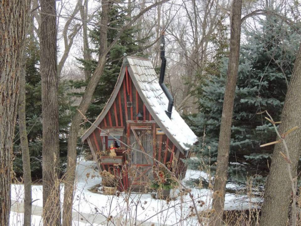 cabanes rustiques