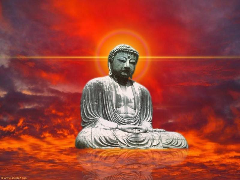 citations de Bouddha