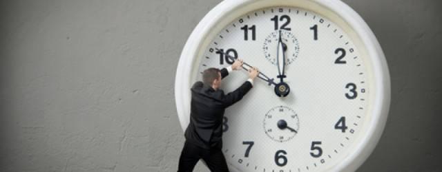manque de temps