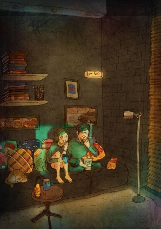 Horrormovienight Loveis By Puuung