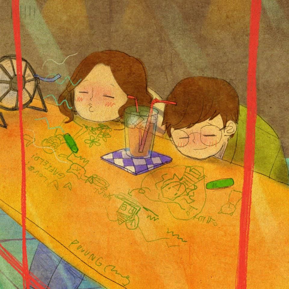 Takingtimetobekids Loveis By Puuung