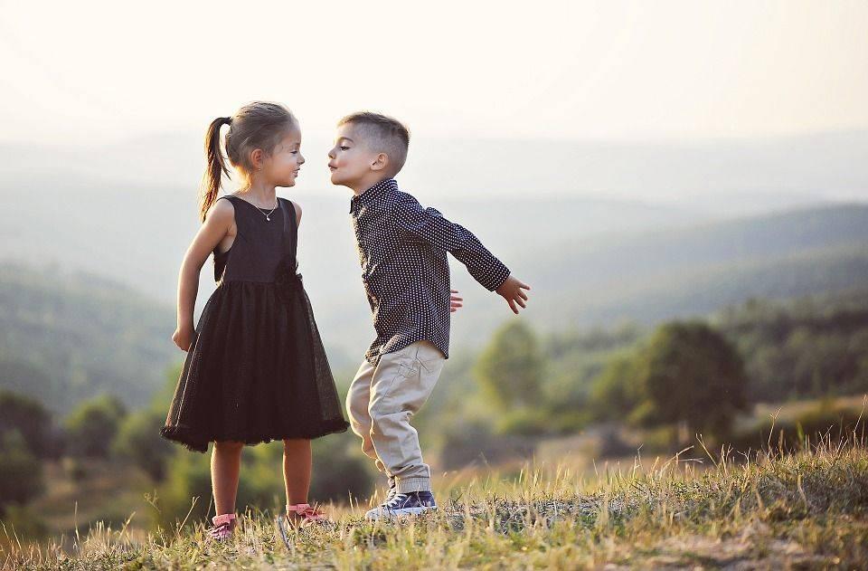 apprendre aux enfants merci