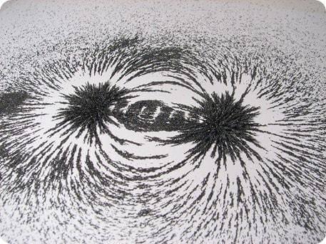 la loi d'attraction est comme un champ magnétique