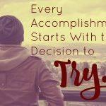 encouragement intérieur