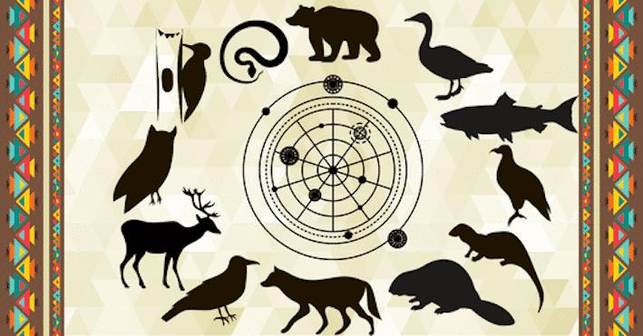 signe astrologique amérindien