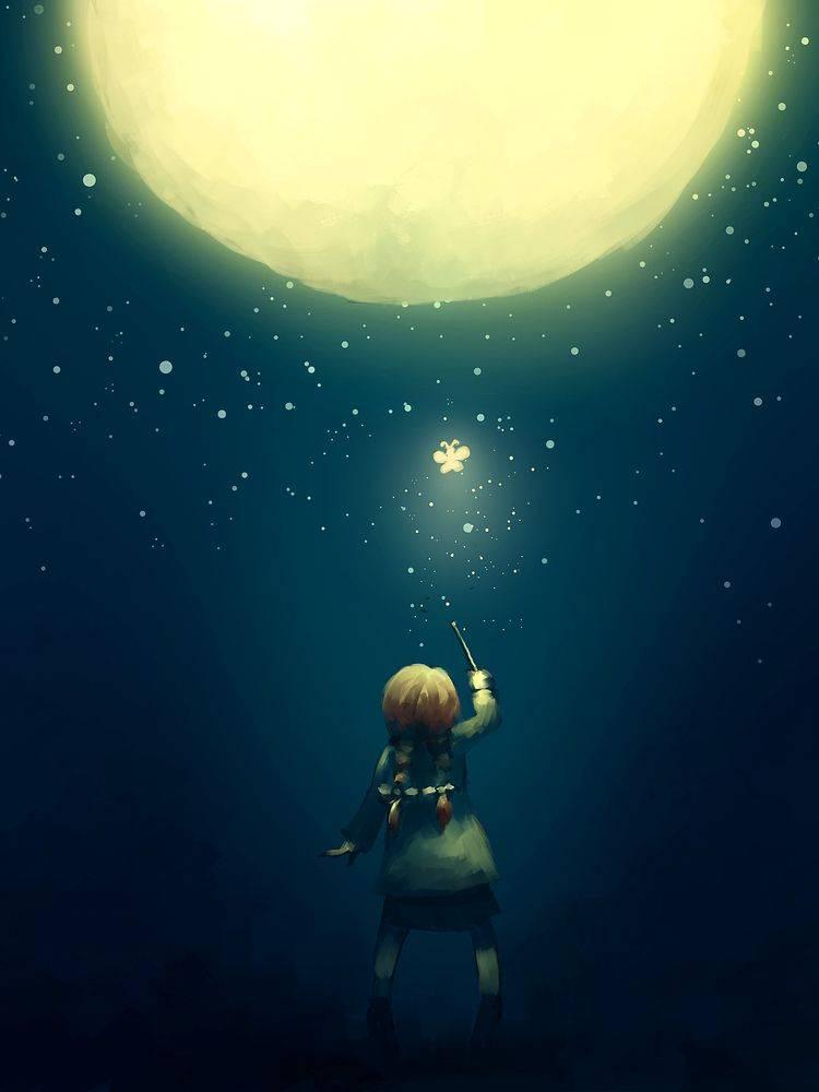 énergie puissante de la Pleine Lune