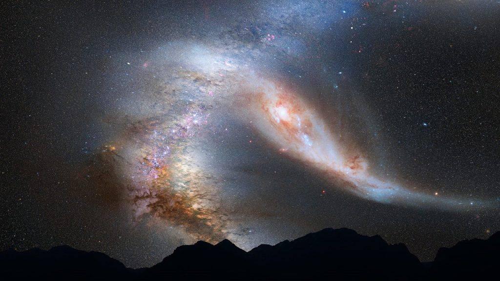 Ordonner à l'univers