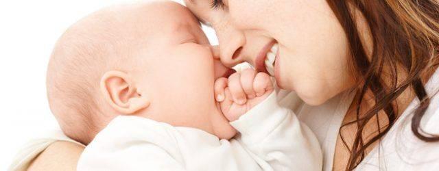 tisser des liens affectifs avec son enfant