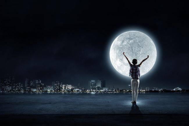 super lune du 19 février 2019