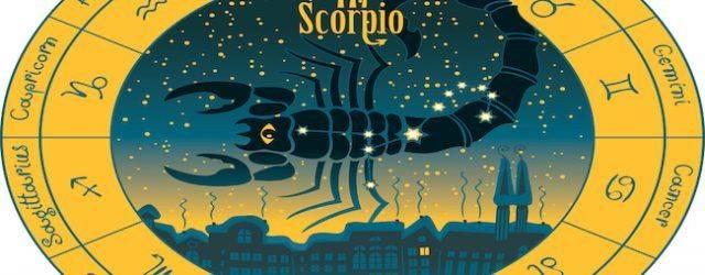 avant de sortir avec un Scorpion