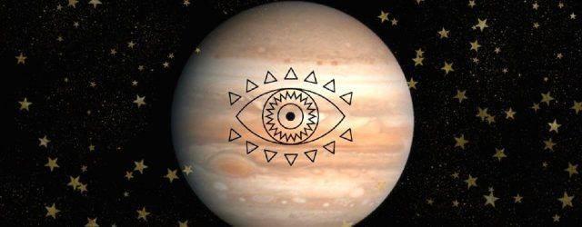 Jupiter rétrograde le 10 avril