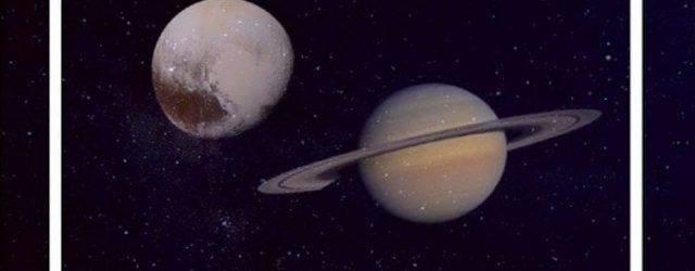 Saturne et Pluton 2019-2020