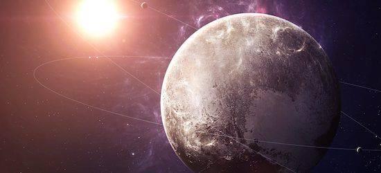 Saturne et Pluton