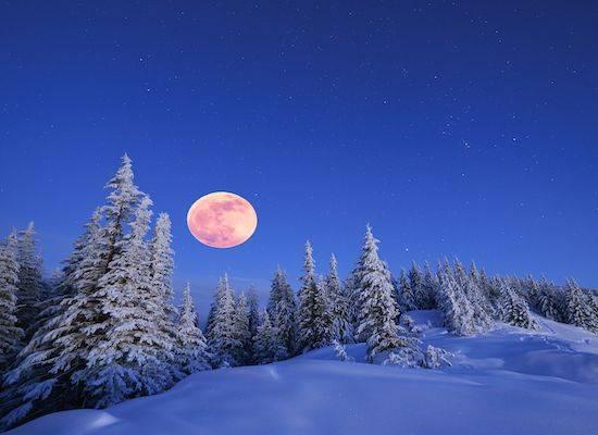 econde pleine lune en Balance