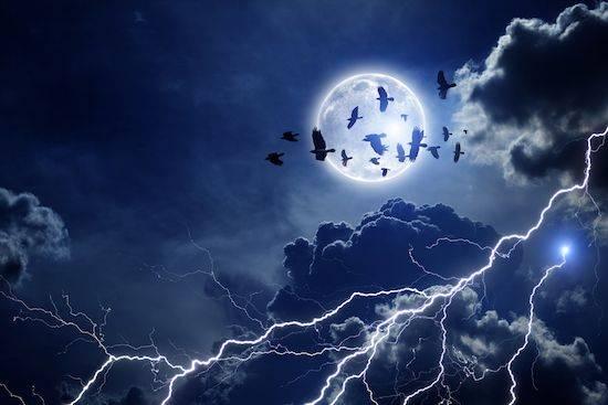 lune en Scorpion le 18 mai 2019