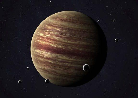 Jupiter est si proche de la Terre