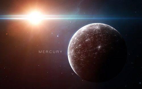 Mercure rétrograde le 7 juillet
