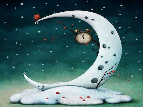 nouvelle lune en Gémeaux
