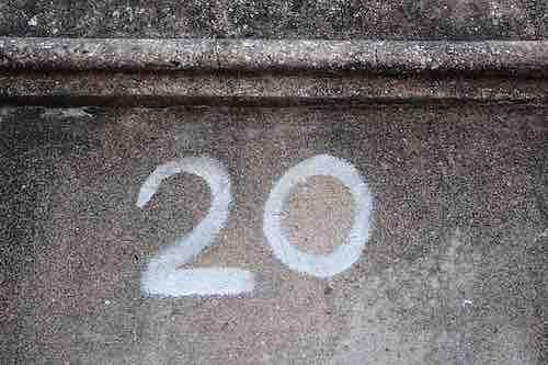 nombre 20