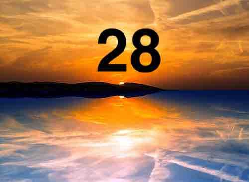 nombre 28