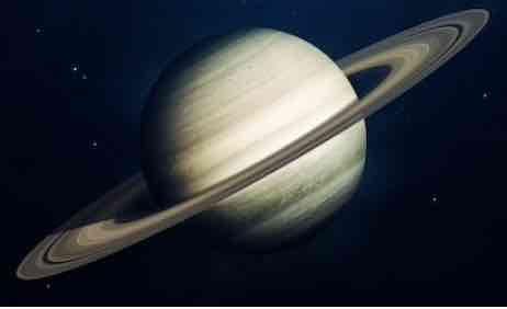 rétrograde de Saturne
