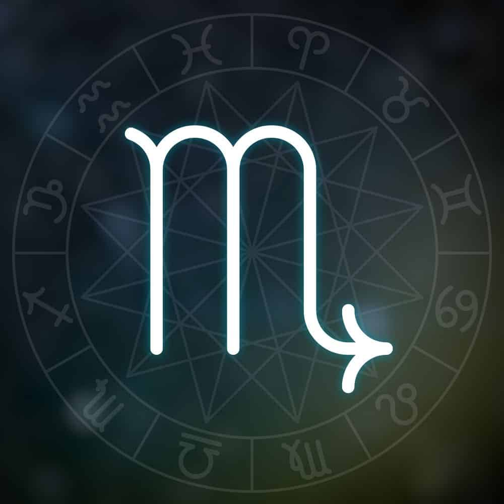 Scorpion signe du zodiaque