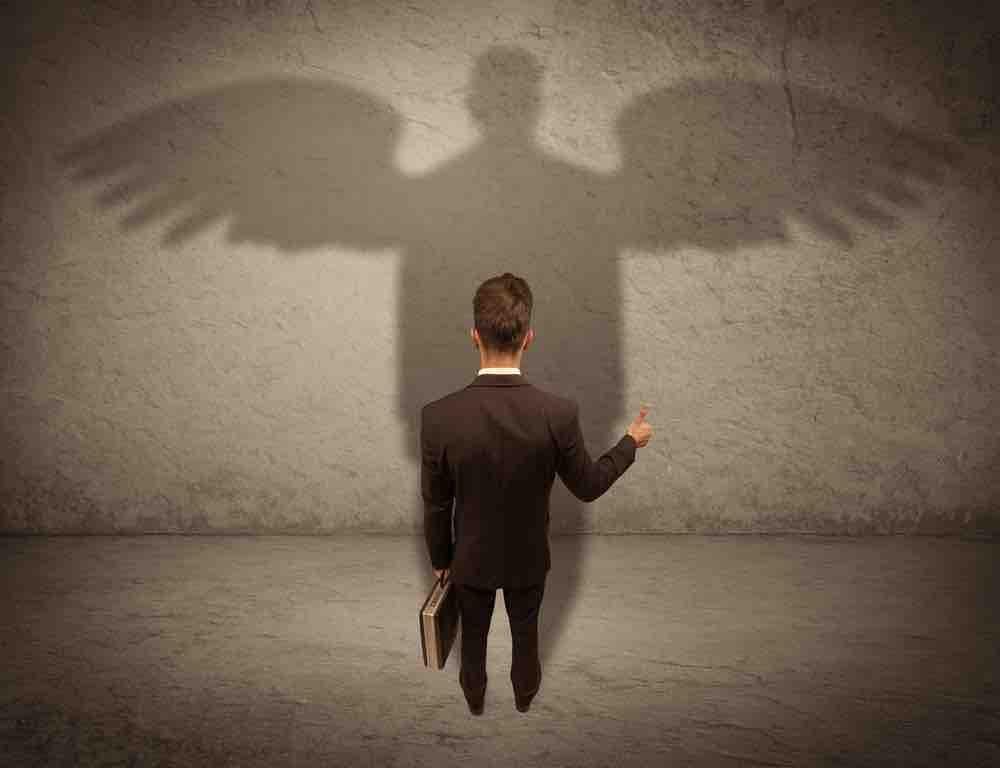 caractéristiques d'un ange humain