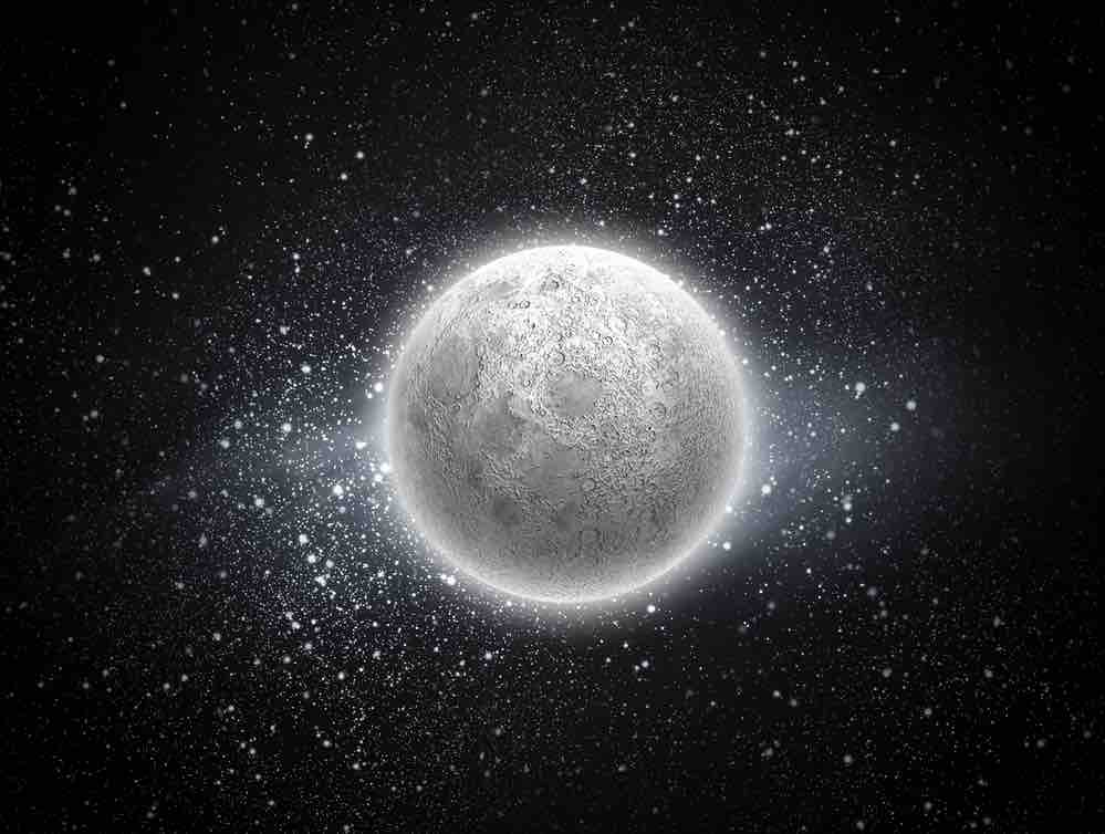 pleine lune en Gémeaux le 12 décembre 2019