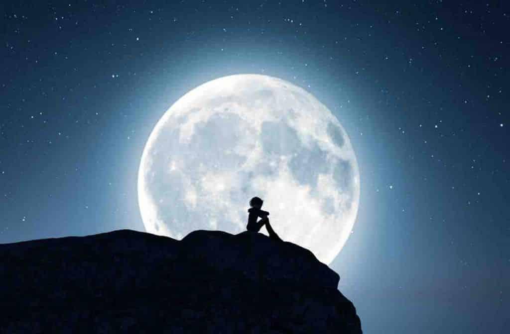 éclipse lunaire janvier 2020 difficile