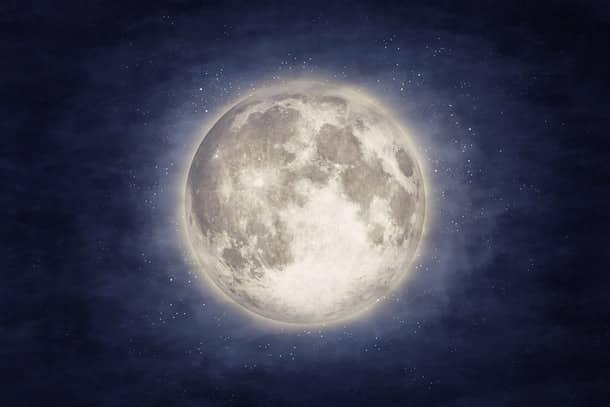 pleine lune de mars 2020