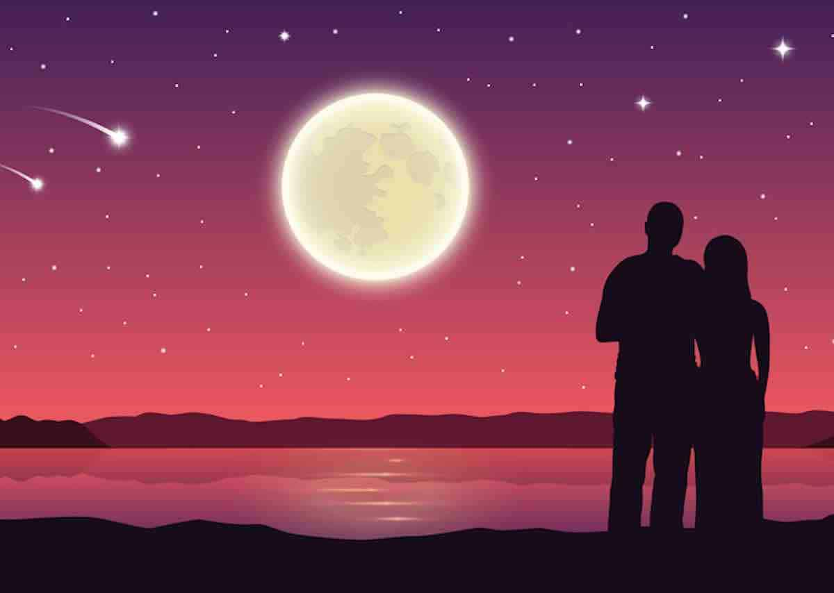 pleine lune rose d'avril 2020