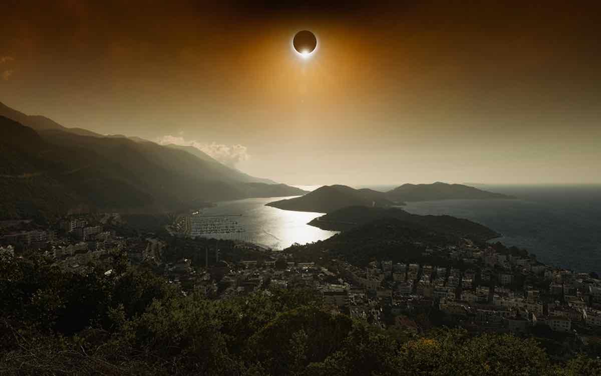 éclipse solaire de juin 2020