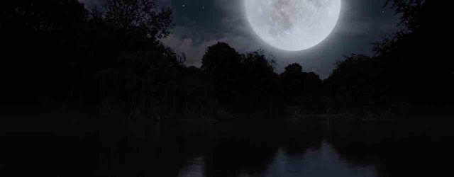 pleine lune d'août 2020