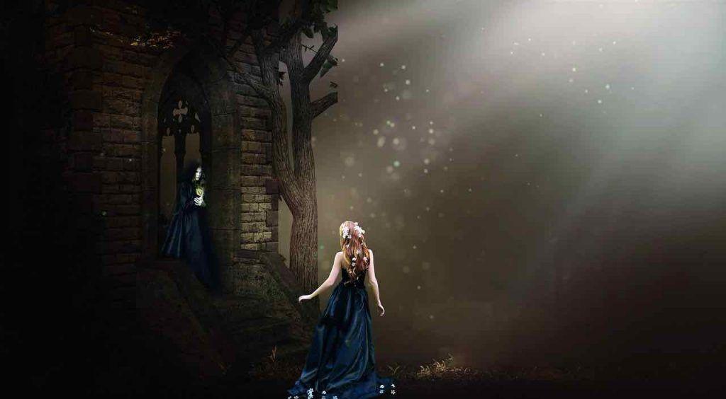 sorcière