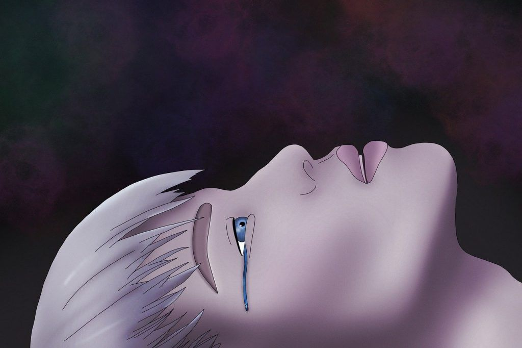 droit de pleurer