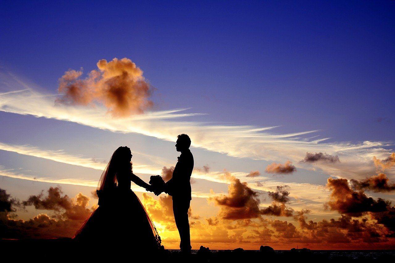 après s'être marié